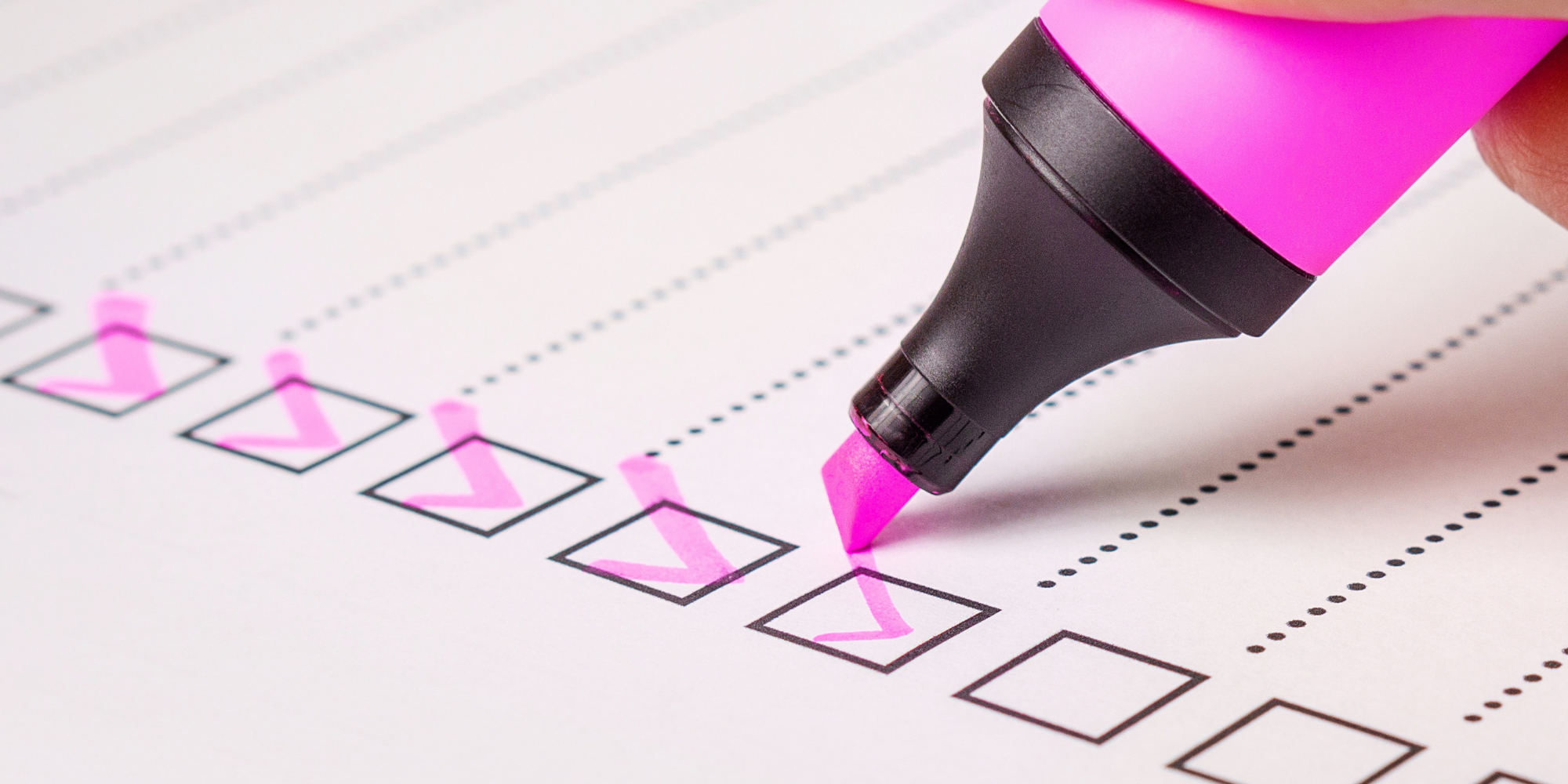 How to create your personal and political to-do list for 2021